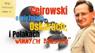 """Cejrowski o Polakach """"winnych Brexitu"""", Oskarach i więźniach 2020/2/10 Studio Dziki Zachód odc. 45/4"""