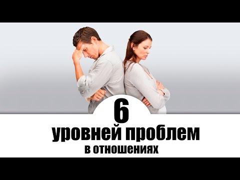 6 уровней проблем в отношениях. Системная модель Д. Оудсхоорна