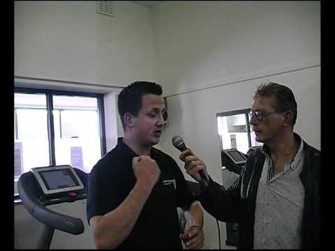 Opening fitnesscentrum Vierlingsbeek