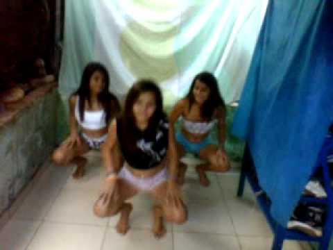 Meninas dançando !