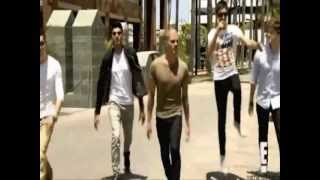 Dappy Feat. The Wanted - Bring It Home (The Wanted Video)