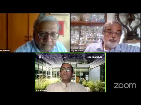 What happens inside a nuclear reactor The Future of Nuclear Energy M V Ramana