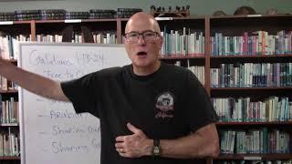 Galatians Study Lesson 2