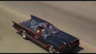 Batman 66 Secret Agent Man by Johnny Rivers