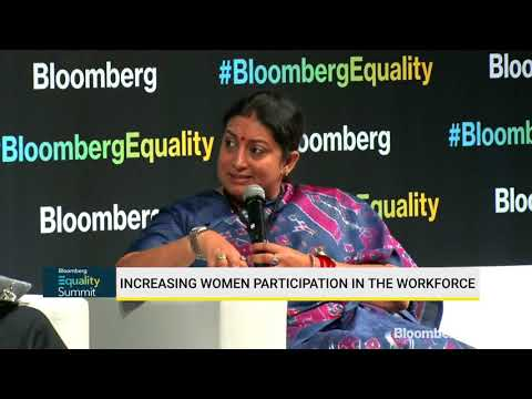 Bloomberg Equality Summit: Increasing Women Participation In The Workforce