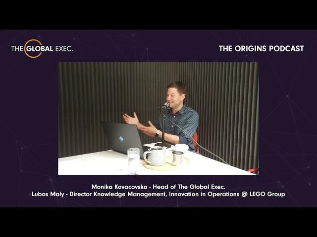 The Origins Podcast - Luboš Malý