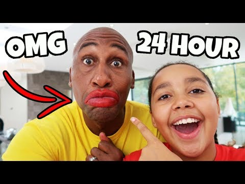 My Dad Said Yes To Everything For 24 Hours Watch