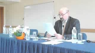 Отчетен доклад на АПРП БГ ФИШ, 11.05.2012 г., Варна
