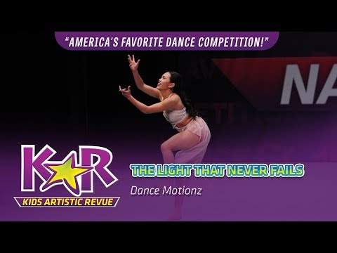 """The Light That Never Fails"" from Dance Motionz"