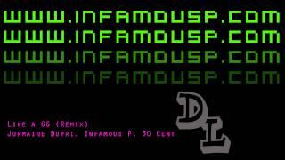 50 Cent - Like A G6 (Remix) (Feat. Jurmaine Dupri & Infamous P)