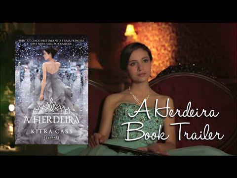 A Herdeira - Book Trailer Oficial | Legendado