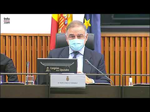 """F. Gutiérrez (PP): """"Las alianzas industriales del sector Defensa en el marco europeo son básicas"""""""
