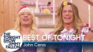 Best of John Cena on The Tonight Show
