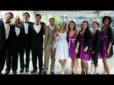 The Uninvited Wedding Reception - Helpful Prank!