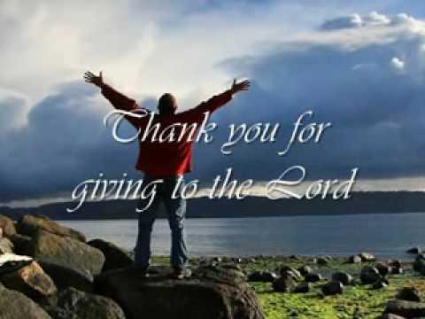 Ray Boltz - Thank You