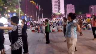 Video : China : ShenZhen 深圳 stroll