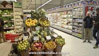 preview picture of video 'San Quirico D'Orcia (SI) - Ristrutturazione negozio Incoop'