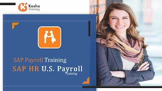 SAP HR US Payroll Training | SAP Payroll | Online Course & Certification