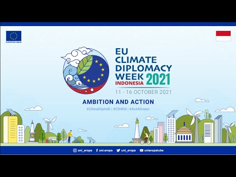 Climate Diplomacy Week 2021 Launch