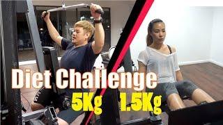 My Diet Challenge Ep. 1