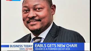 DR. Martin Oduor appointed as EABL board chair