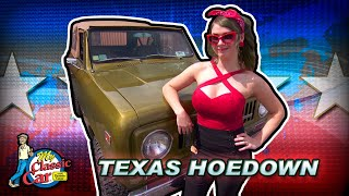 Texas Hoedown - Customs, Classics, Hot Rods, Rat Rods, Muscle Cars, Trucks