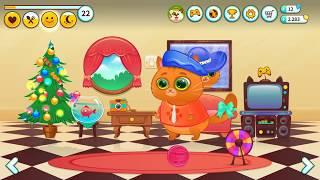 КОТЕНОК БУБУ #20 My Virtual cat  Bubbu смотреть онлайн