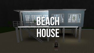 Download video roblox welcome to bloxburg white kitchen for Kitchen designs bloxburg