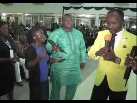 #Apostle Johnson Suleman(Prof) #An Enemy Has Done This #1of2