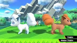 Smash Bros. Ultimate - Items, Poké Ball Pokémon, & Assist Trophies!