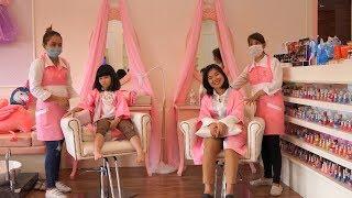 น้องถูกใจ | สปาเด็ก Bambinista salon