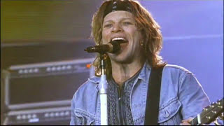Bon Jovi - Blaze Of Glory (Live, London )