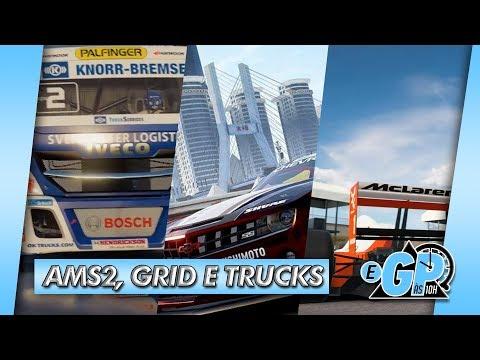 Automobilista 2, FIA Truck Racing e GRID: as novidades da semana | eGP às 10