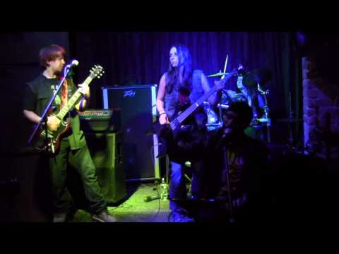 Firestarter 82- A Dangerous Meeting -Mercyful Fate cover 1-1-13