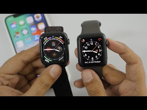 Apple Watch Series 4 Unboxing & Setup (44mm Model)