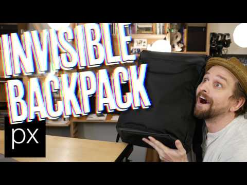 OpposeThis Invisible Backpack