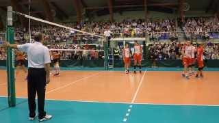 preview picture of video 'Energa Pekpol Ostrołęka - Cuprum Mundo Lubin'