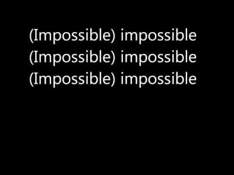 James Arthur - Impossible (Lyrics) Mp3