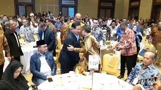 Pertemuan Elite BPN Dihadiri Prabowo-Sandi