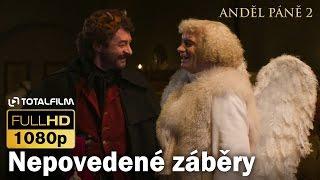 Anděl Páně 2 (2016) - nepovedené záběry /Outtakes/