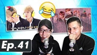 GUYS REACT TO BTS 'Run BTS' Ep. 41