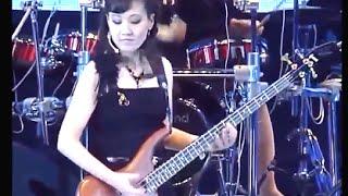 モランボン楽団 正月の雪よ降れ  Please, let the snow fall  - Moranbong band