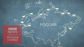 В Арктике тает лед, расчищая Северный морской путь для контейнеровозов