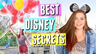 Disneyland Life Hacks 2018!! 10 Disney Secrets for the Best Disney Trip Ever!!