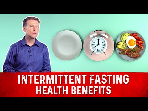 Video Serious Health Benefits Doing Intermittent Fasting