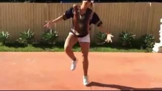 Best SLOW MOTION CHALLENGE DANCE - Sarah Magusara