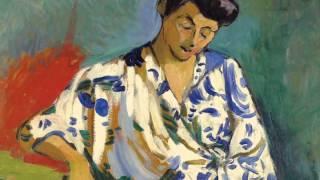 Madame Matisse Au Kimono (Derain)