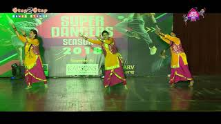 Aate Di Chidi | Pakk Thakk | Dance Performance By Step2Step Dance Studio