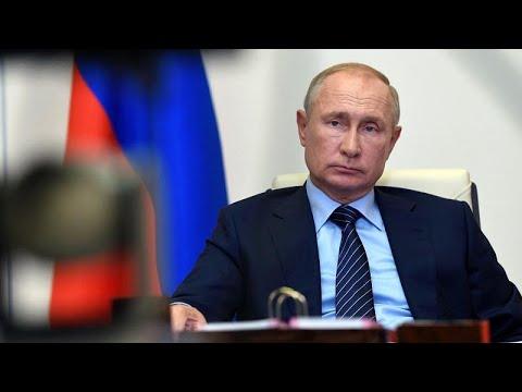 Πούτιν:  Η Ρωσία ανέπτυξε το «πρώτο» εμβόλιο κατά του κορονοϊού…