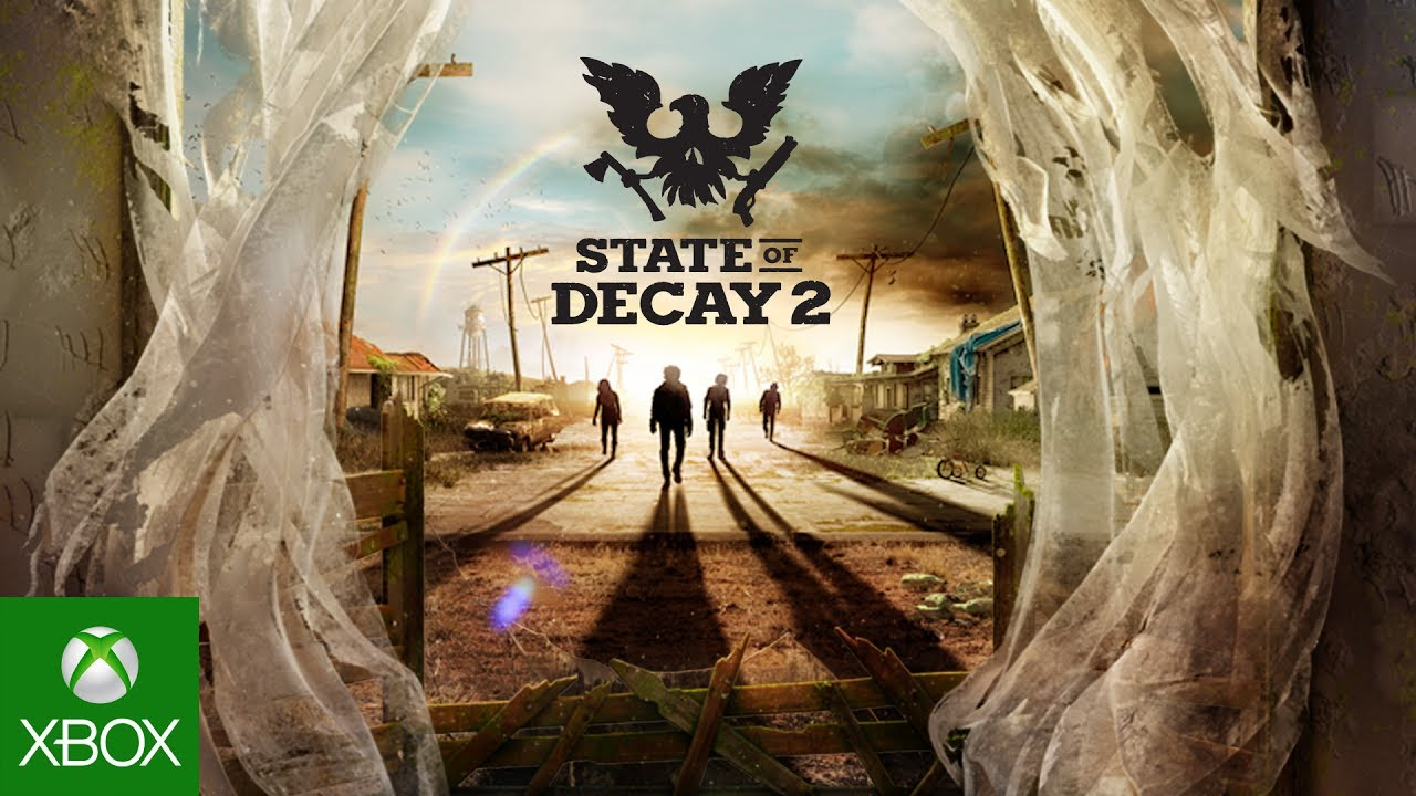 Video for E3 2017: How Will You Survive? The World Premiere of State of Decay 2 Gameplay Shows a Way